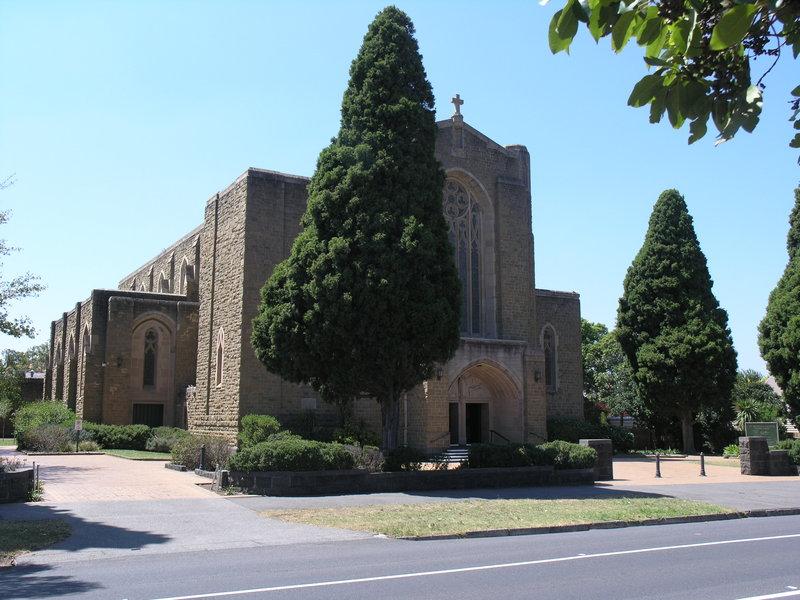 ST MONICAS CATHOLIC CHURCH SOHE 2008