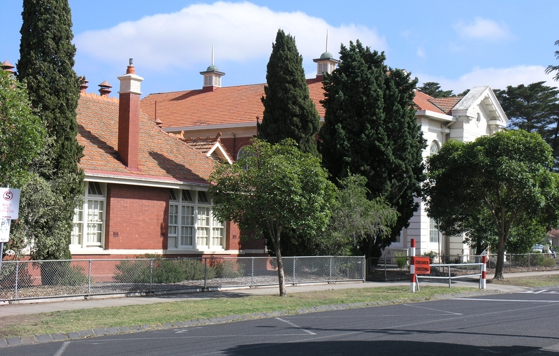 FORMER ESSENDON HIGH SCHOOL SOHE 2008