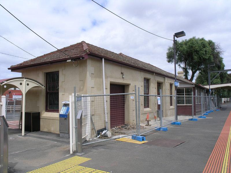WERRIBEE RAILWAY STATION SOHE 2008