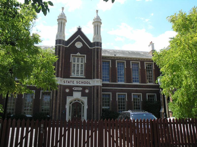 PRIMARY SCHOOL NO. 1253 SOHE 2008