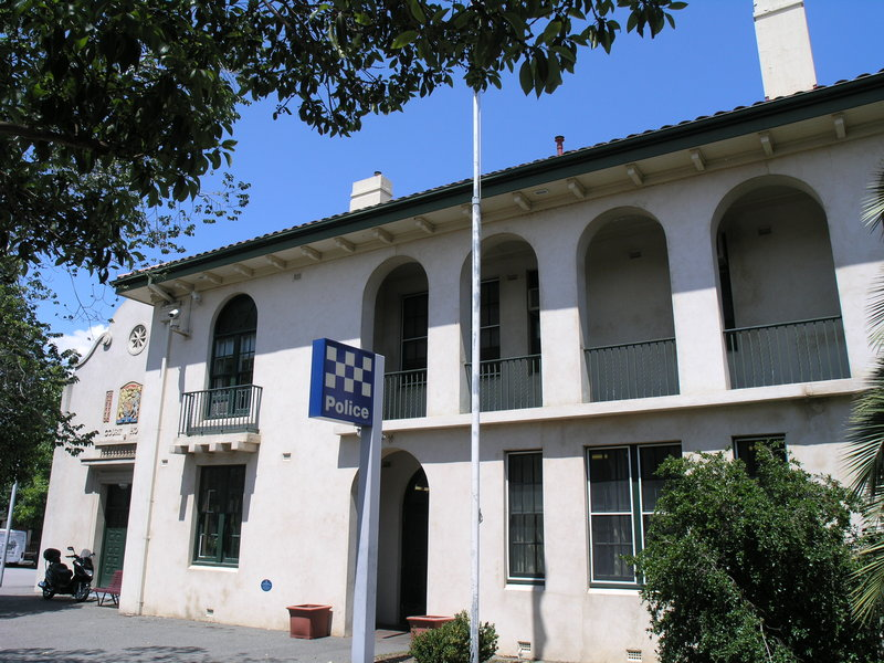 SOUTH MELBOURNE COURT HOUSE AND POLICE STATION SOHE 2008