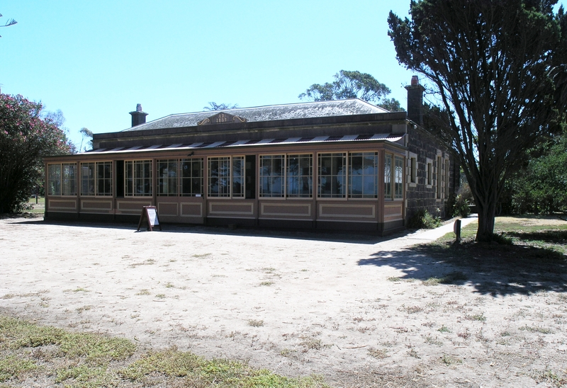 POINT COOK HOMESTEAD AND STABLES SOHE 2008