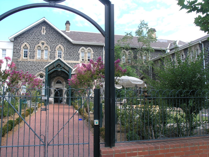 FORMER ST VINCENT DE PAULS GIRLS ORPHANAGE SOHE 2008