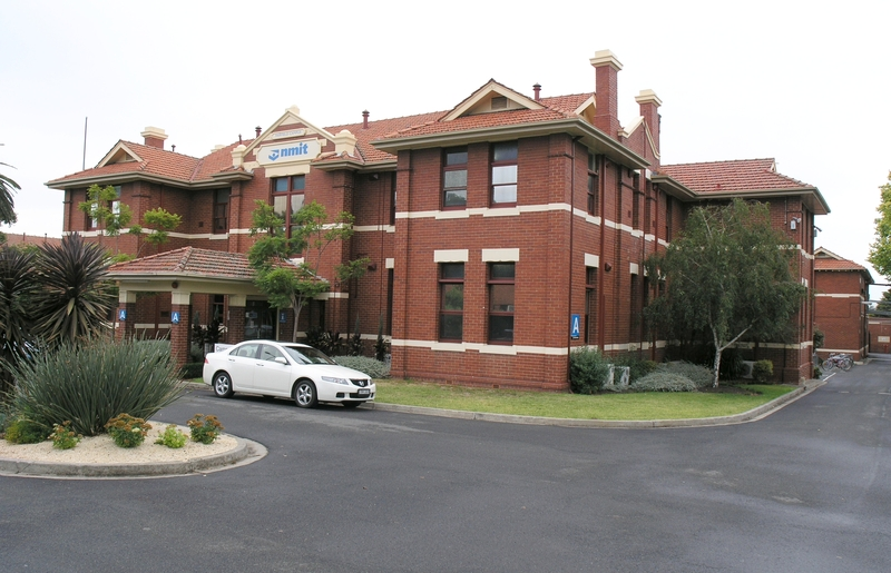 FAIRFIELD HOSPITAL (FORMER) SOHE 2008