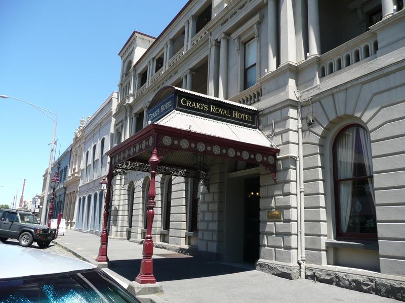 CRAIG'S ROYAL HOTEL SOHE 2008