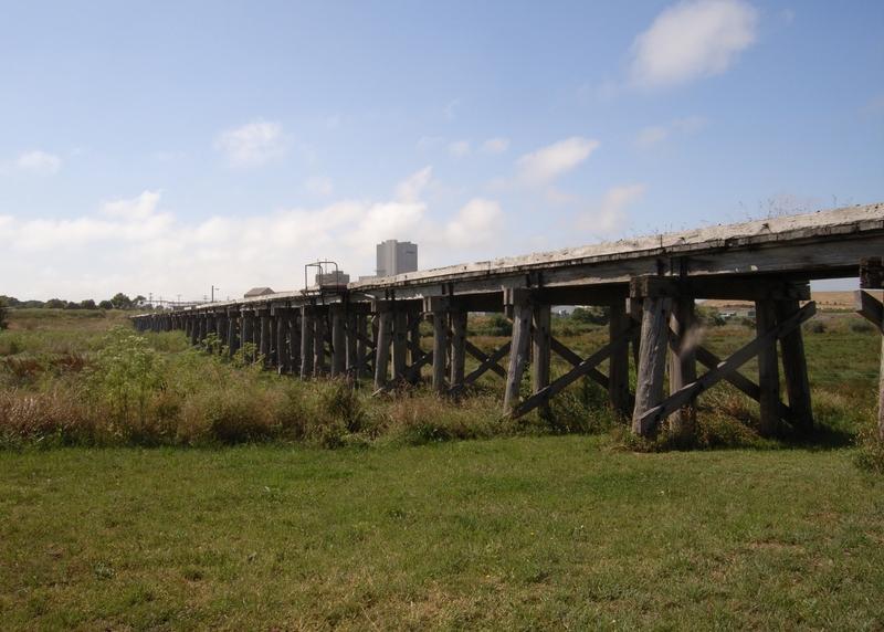 RAILWAY BRIDGE SOHE 2008