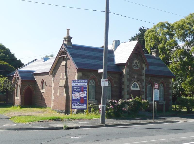 ST PAULS CHURCH OF ENGLAND SOHE 2008