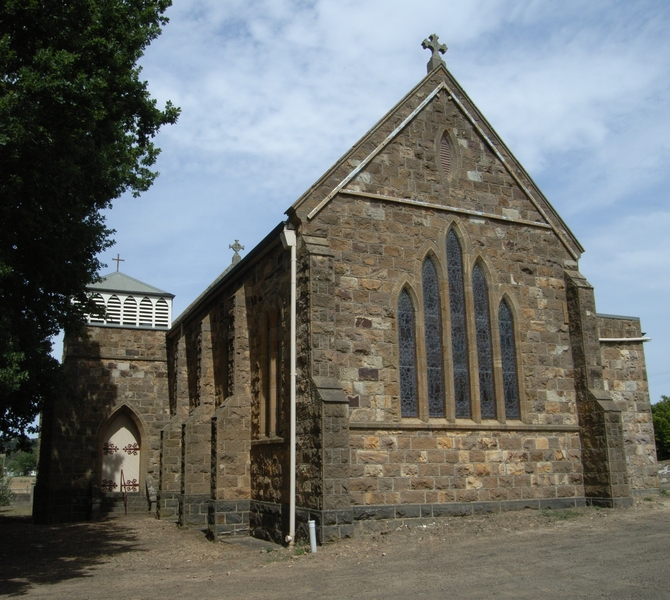 HOLY TRINITY ANGLICAN CHURCH COMPLEX SOHE 2008