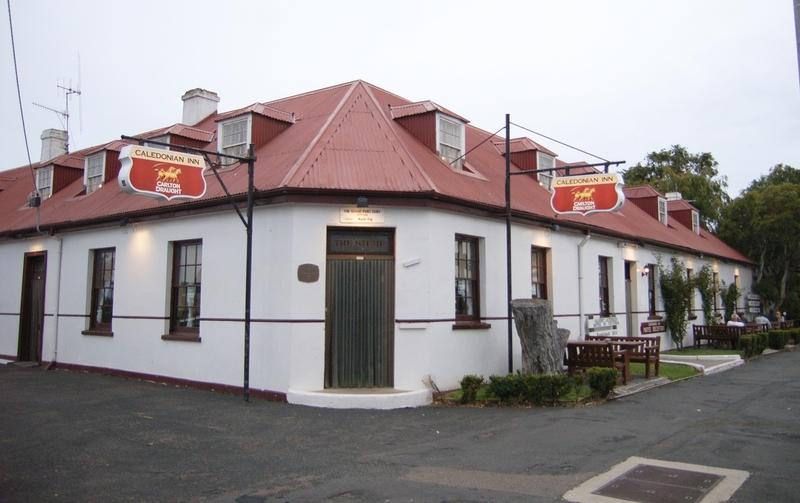 CALEDONIAN HOTEL SOHE 2008