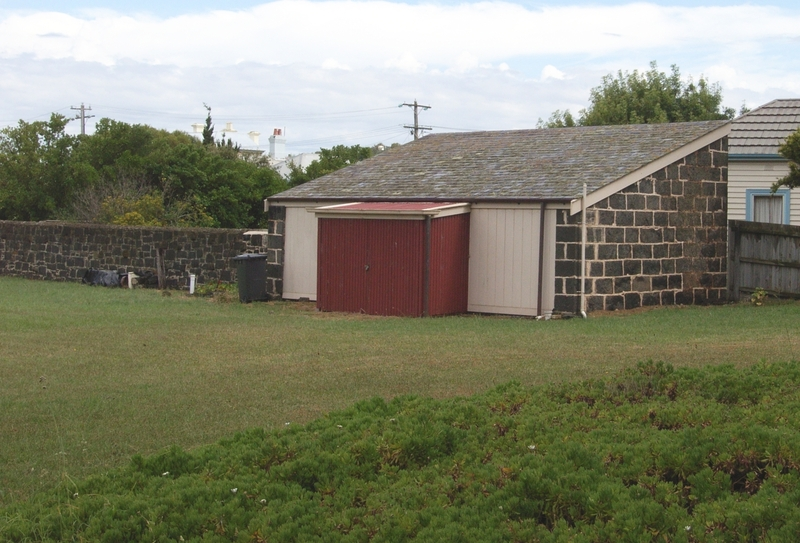 CAPTAIN JOHN MILLS HOUSE SOHE 2008