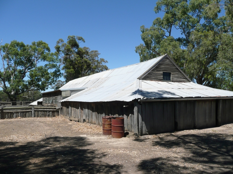 TOTTINGTON HOMESTEAD, STONE COTTAGE AND WOOLSHED SOHE 2008