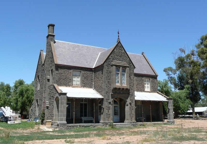 NORWOOD HOMESTEAD SOHE 2008