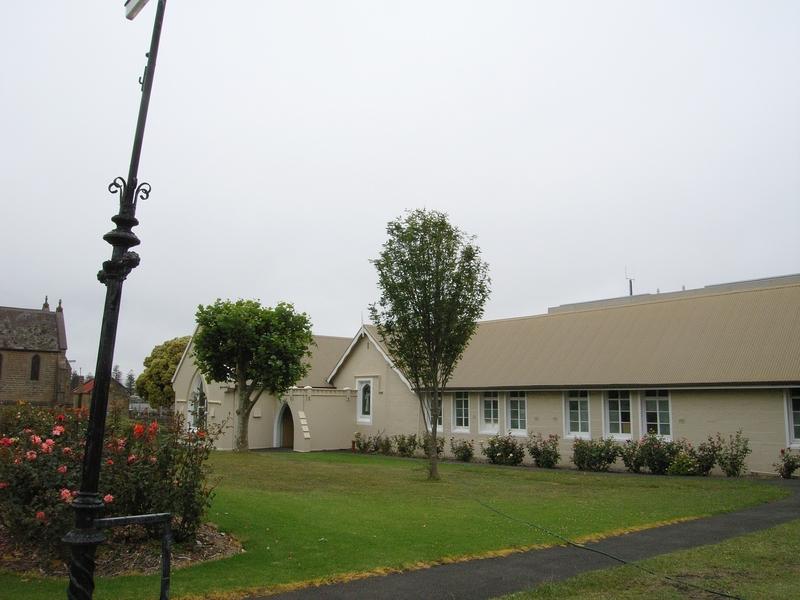 CHRIST CHURCH COMPLEX SOHE 2008