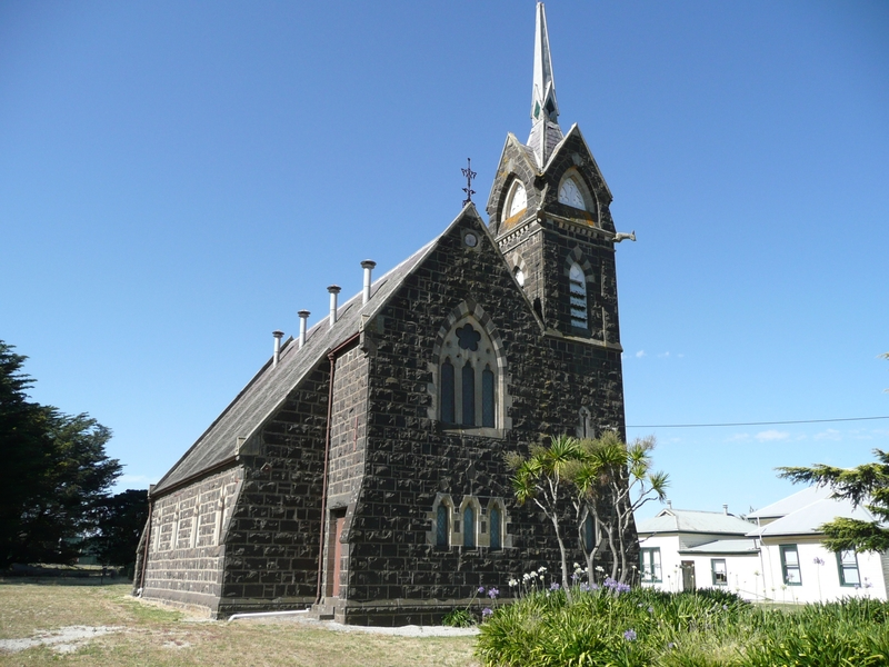 ST ANDREWS PRESBYTERIAN CHURCH SOHE 2008