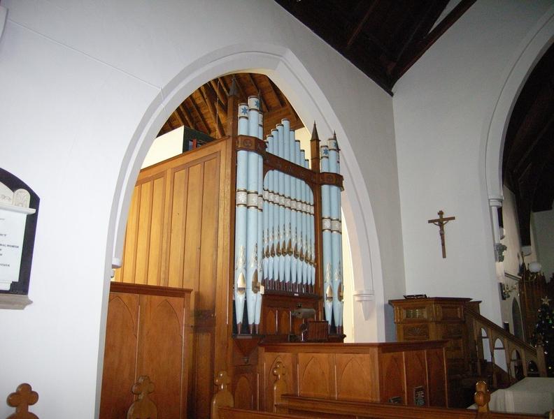 ST JOHNS ANGLICAN CHURCH SOHE 2008