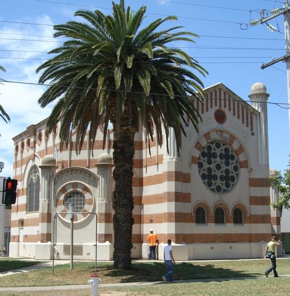 METHODIST CHURCH SOHE 2008