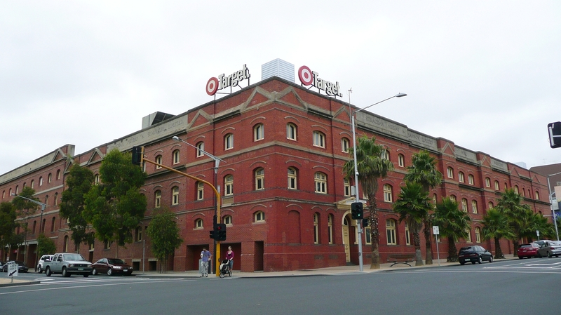 FORMER STRACHAN MURRAY AND SHANNON WOOL WAREHOUSES SOHE 2008
