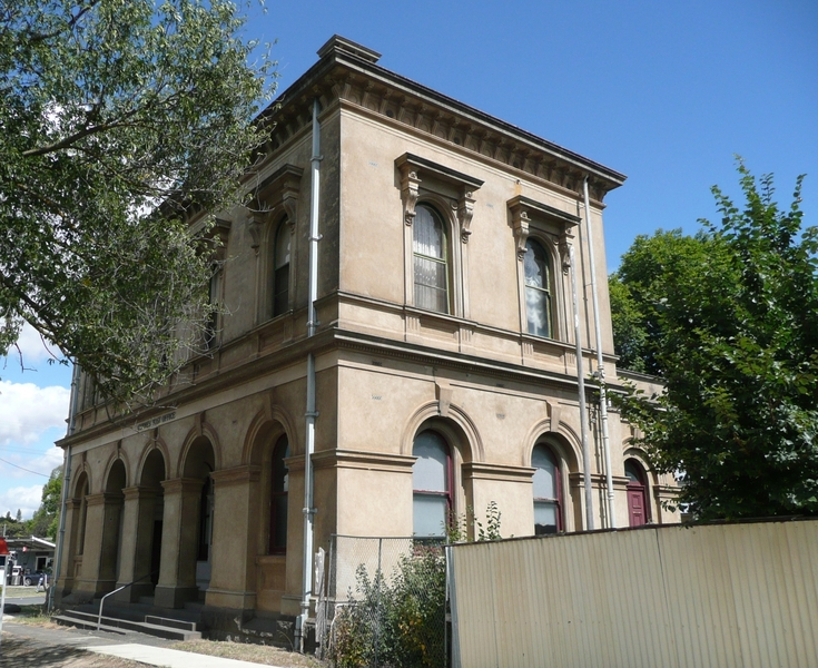 CLUNES POST OFFICE SOHE 2008