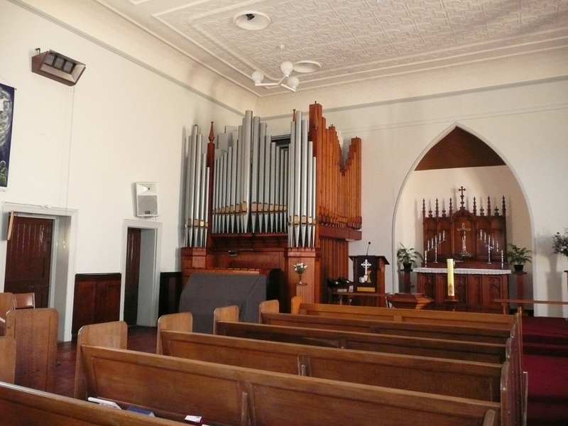 ST JOHNS LUTHERAN CHURCH SOHE 2008