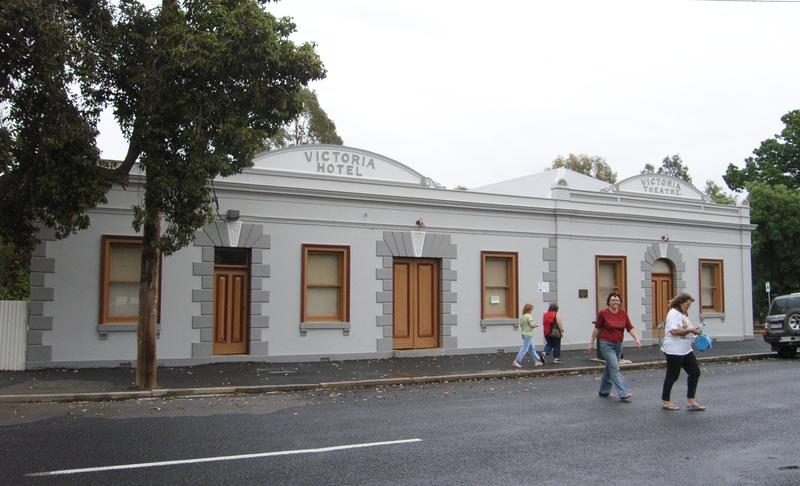 TARNAGULLA PUBLIC HALL SOHE 2008