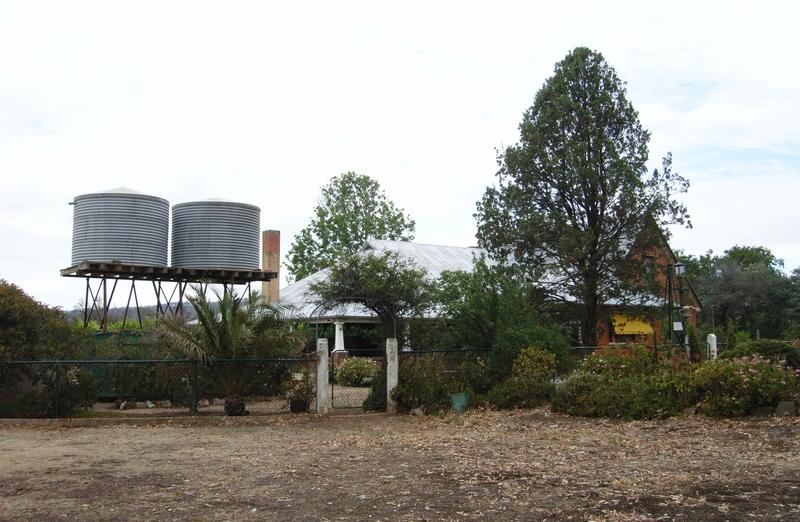 GLENALBYN GRANGE SOHE 2008
