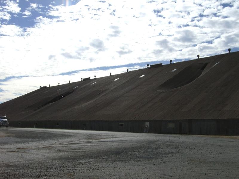 MARMALAKE/MURTOA GRAIN STORE SOHE 2008