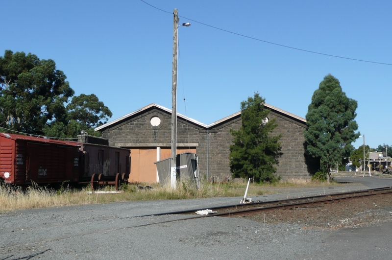 BALLARAT RAILWAY COMPLEX SOHE 2008