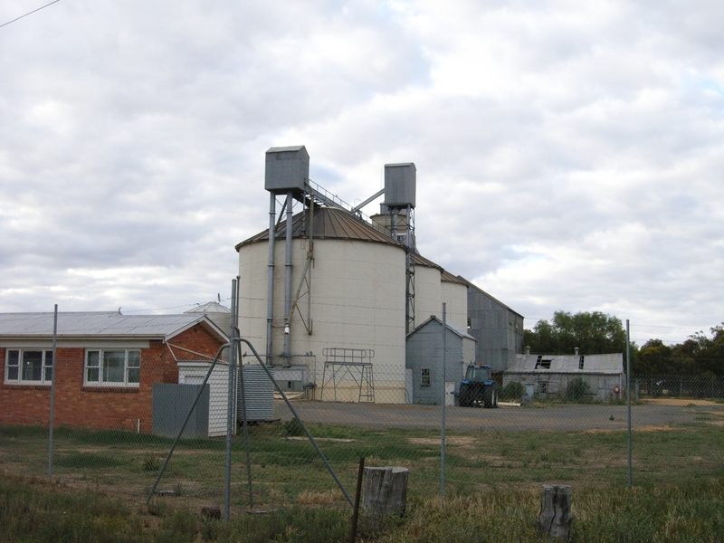 FORMER WIMMERA FLOUR MILL AND SILO COMPLEX SOHE 2008