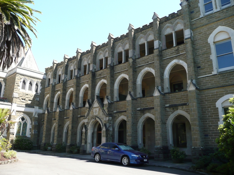 FORMER MARYS MOUNT CONVENT SOHE 2008