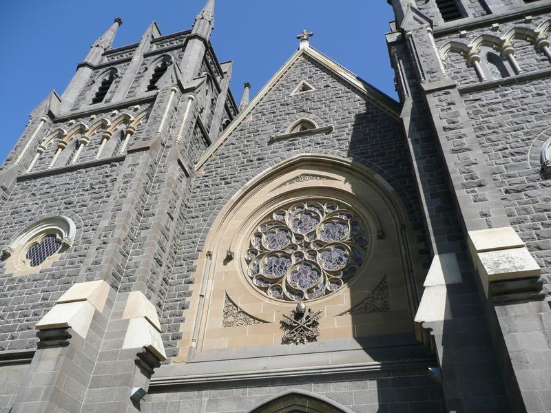 ST MARY OF THE ANGELS CATHOLIC CHURCH SOHE 2008