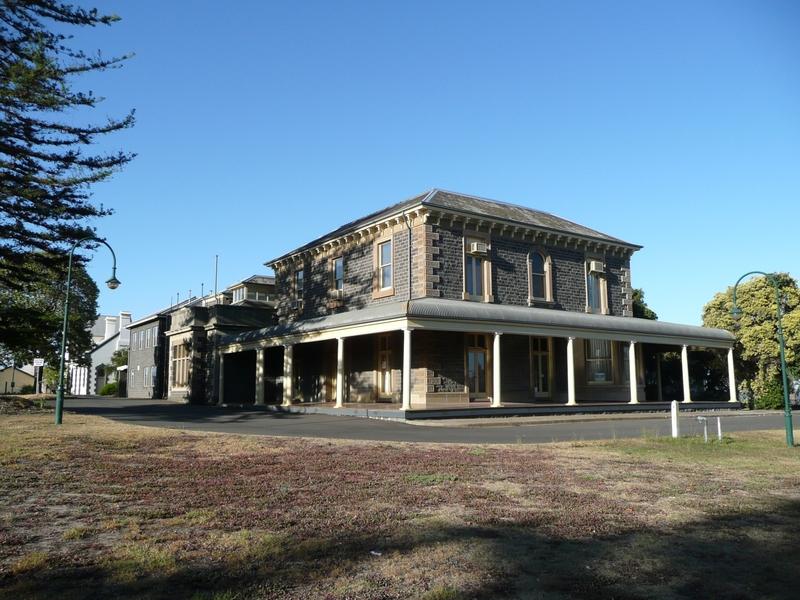 OSBORNE HOUSE SOHE 2008