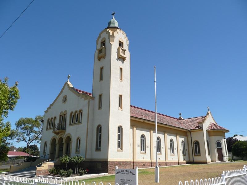 HOLY SPIRIT CHURCH SOHE 2008