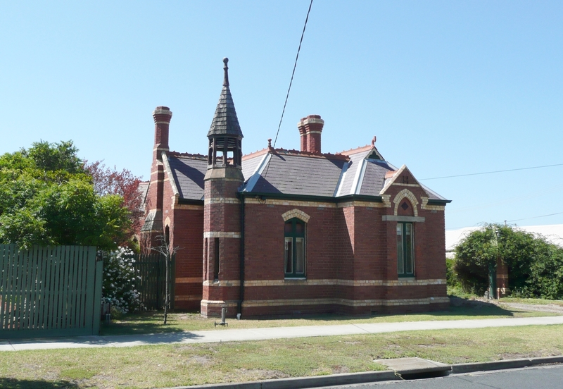 ST ALBANS HOMESTEAD GATE LODGE SOHE 2008