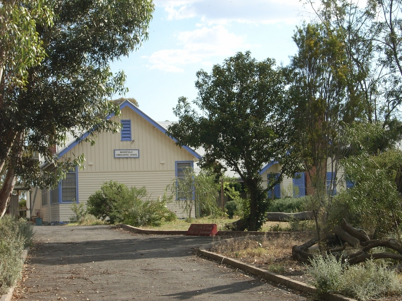 FORMER MURRAYVILLE CONSOLIDATED SCHOOL SOHE 2008