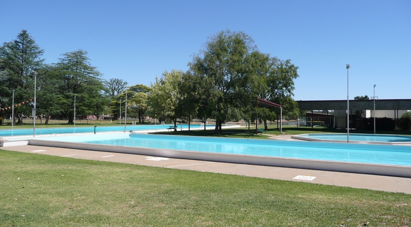 MARYBOROUGH MUNICIPAL OLYMPIC SWIMMING COMPLEX SOHE 2008