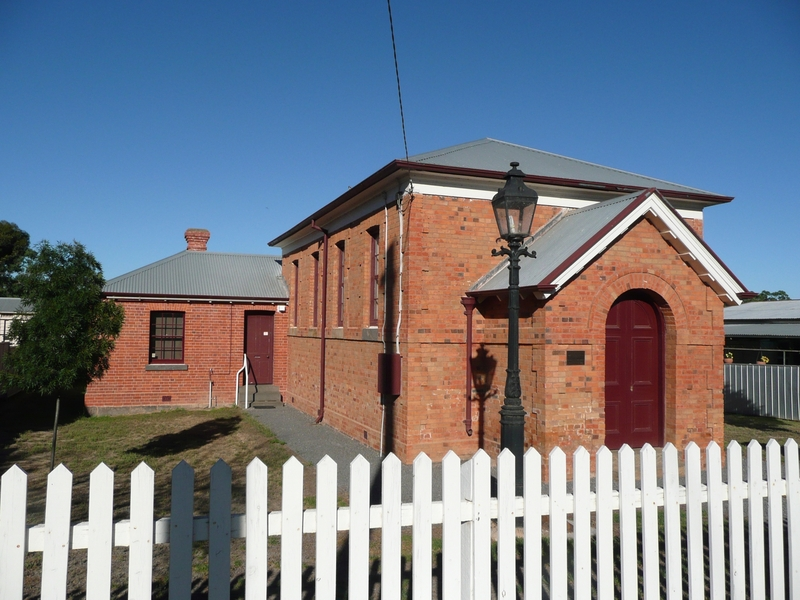 FORMER AVOCA COURT HOUSE SOHE 2008