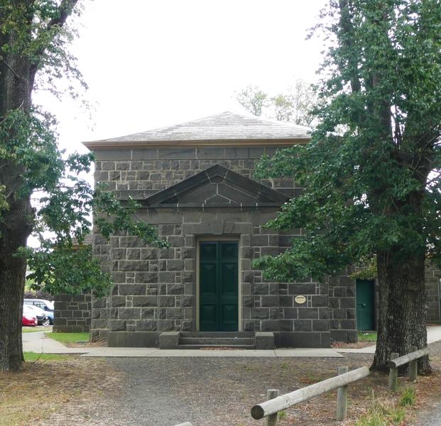 KYNETON COURT HOUSE SOHE 2008