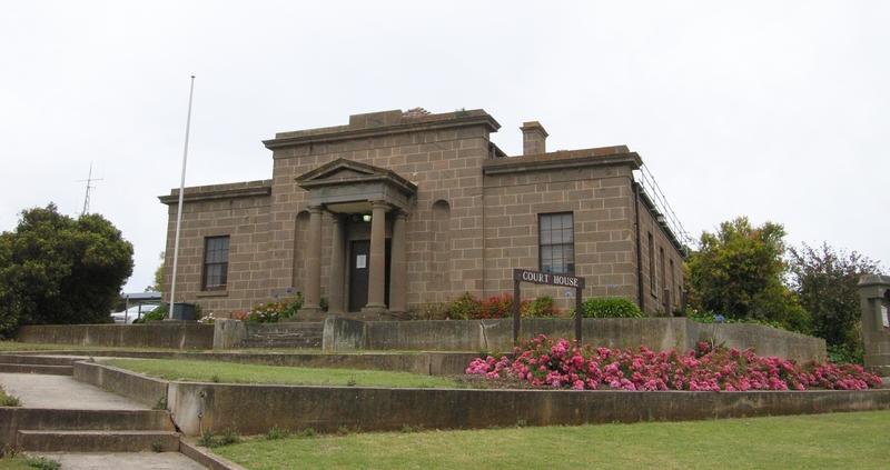 PORTLAND COURT HOUSE SOHE 2008