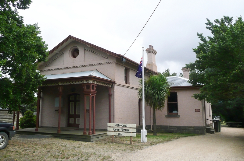 WOODEND COURT HOUSE SOHE 2008