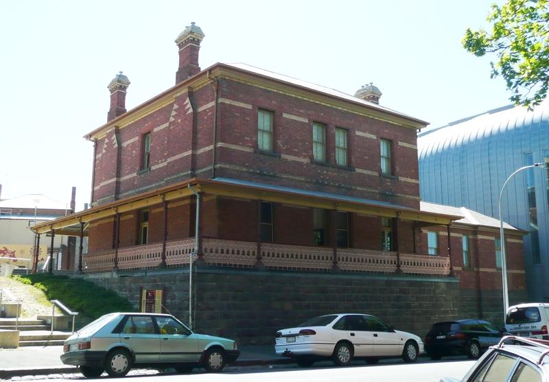 FORMER POLICE STATION SOHE 2008