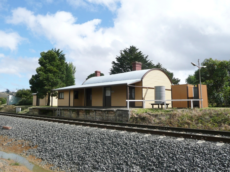 GORDON RAILWAY STATION SOHE 2008