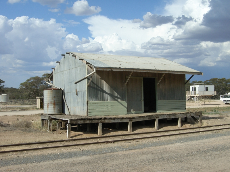 MURRAYVILLE RAILWAY STATION SOHE 2008