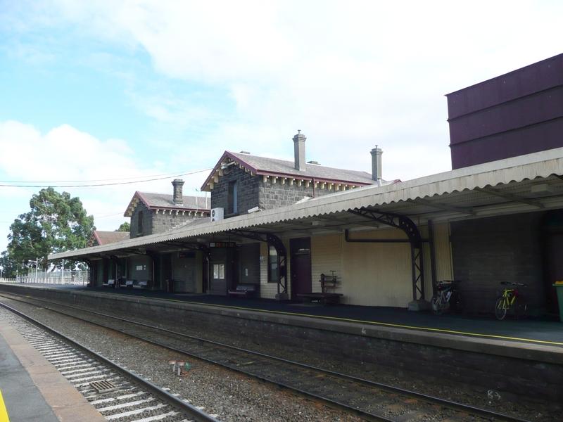 KYNETON RAILWAY STATION COMPLEX SOHE 2008