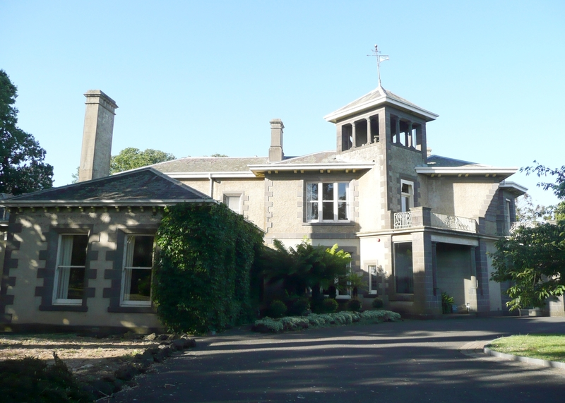 GLENORMISTON HOMESTEAD SOHE 2008