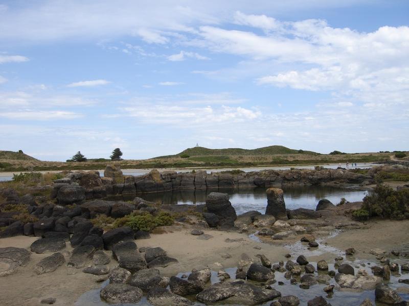 GRIFFITHS ISLAND SOHE 2008