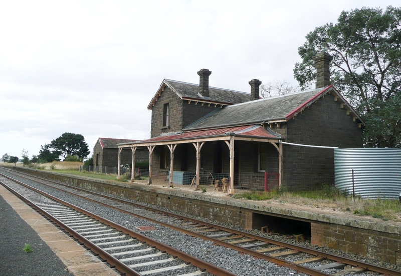 CARLSRUHE RAILWAY STATION SOHE 2008