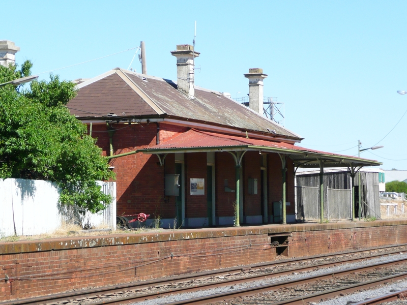 DUNOLLY RAILWAY STATION SOHE 2008