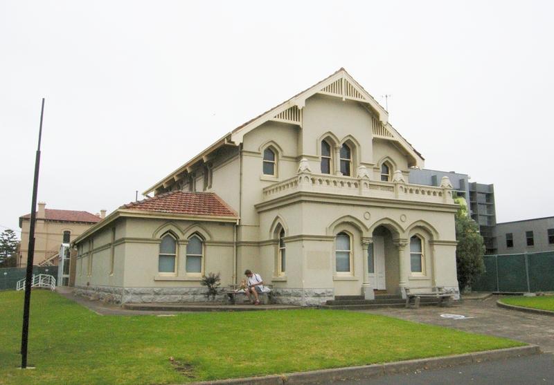 WARRNAMBOOL COURT HOUSE SOHE 2008