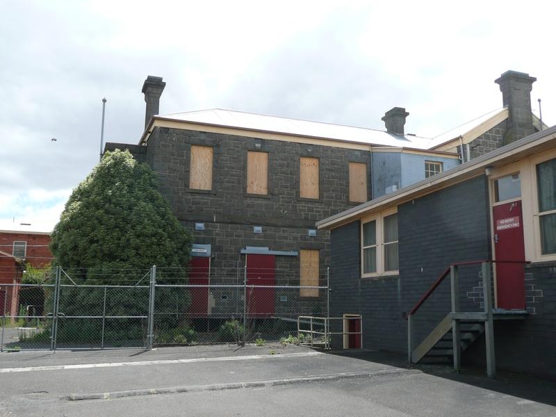KYNETON DISTRICT HOSPITAL SOHE 2008