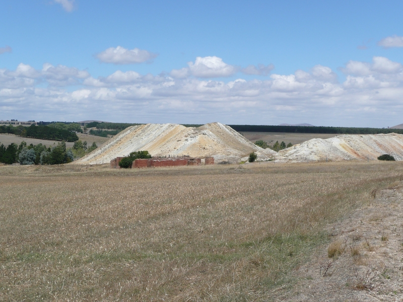BERRY CONSOLS EXTENDED DEEP LEAD GOLD MINE SOHE 2008
